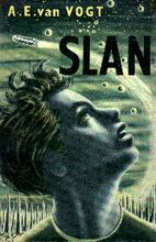Slan cover, 1953